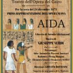 Opera in piazza: il 1° agosto c'è l'Aida