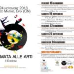 Bra: Chiamata alle Arti 2013