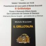 Presentazione del giallo Il Grillotalpa di Michele Bracciotti