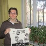 Ecobag in distribuzione al municipio di Bra