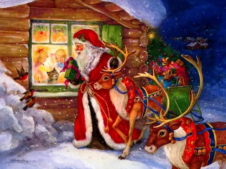Befana E Babbo Natale.Bra Babbo Natale E La Befana Si Raccontano Passeggiando