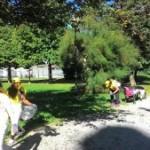 Nell'Oltreferrovia la tappa braidese di Puliamo il mondo