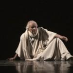 Bra: Giorgio Albertazzi a teatro con le Memorie di Adriano