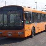 Dal 1° agosto corse ridotte per i bus della Conurbazione