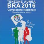Campionato nazionale Sbandieratori: a Bra (Cn) la Tenzone Aurea 2016