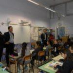 Nuova LIM per la scuola E. Mosca donata dalla Banca di Cherasco