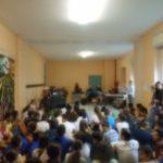 Scuola media Dalla Chiesa: un concerto particolare